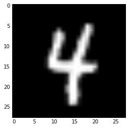 Example MNIST image