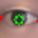 Eye region